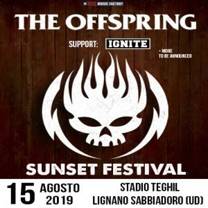 The Offspring 2019 UD