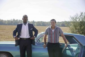 Viggo Mortensen e Mahershala Ali in Green Book