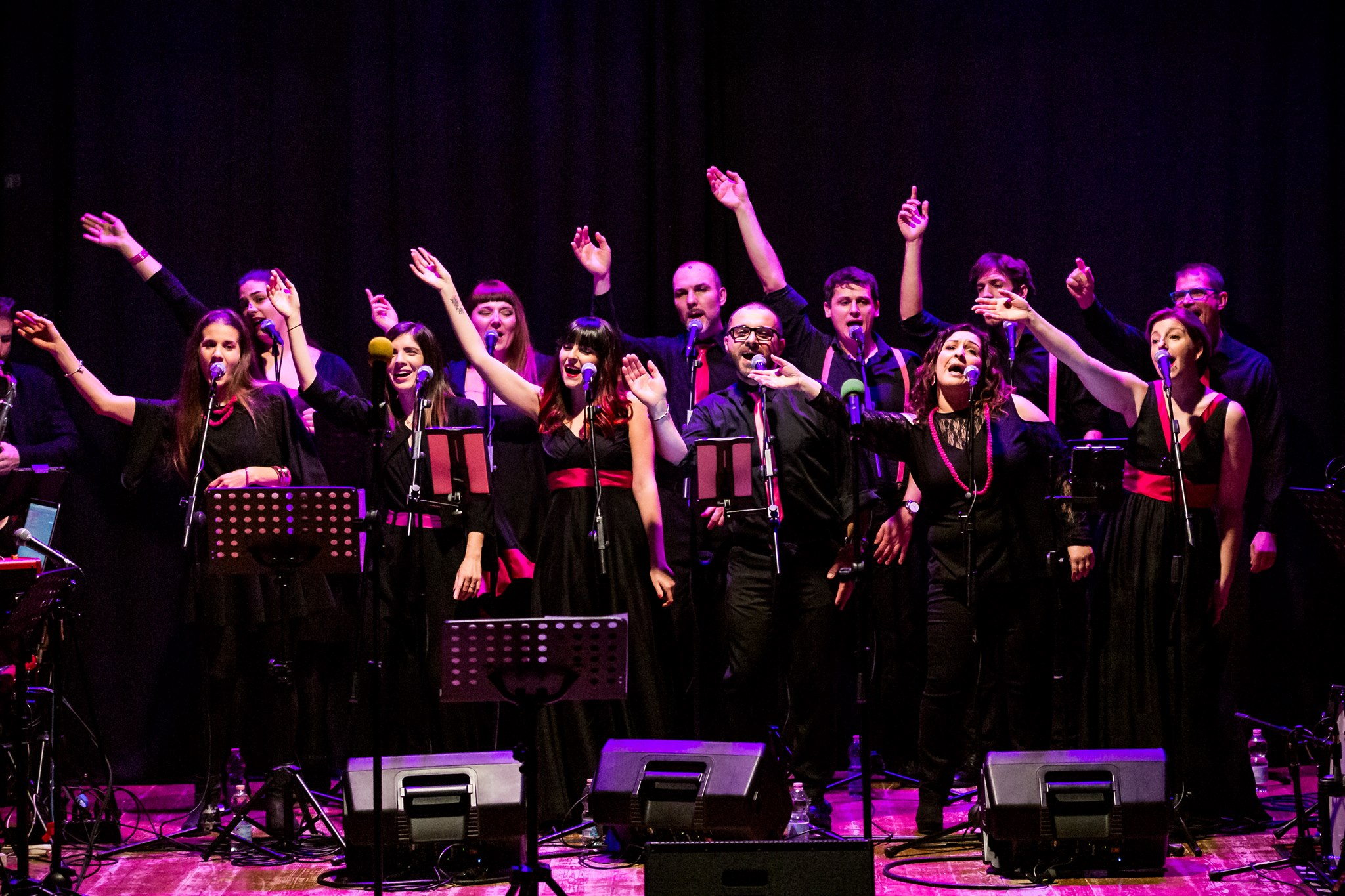 "The NuVoices Project in ""Gospel & Pop Concert"" il 13 agosto al Faro di Bibione"