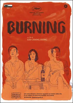 """Burning – L'amore Brucia"" di Lee Chang-dong a noleggio e in download digitale"