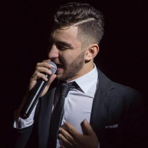 """Il respiro su di te"", versione inedita in italiano di ""Always on my mind"" interpretata dal tenore Lorenzo Martelli"